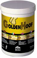 GOLDEN HOOF - мазь копытная (с рыбьим жиром) 1000мл