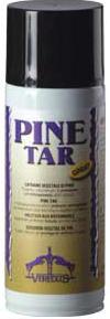 PINE TAR SPRAY - дёготь в аэрозоли для копыт  400 мл