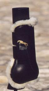 Ногавки – щитки открытые на меху