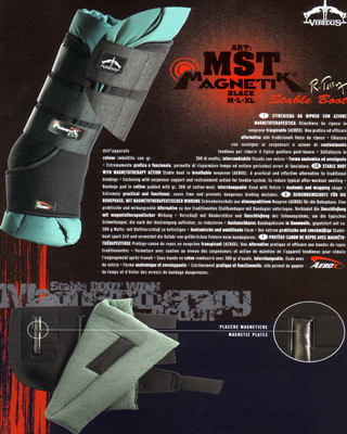 "Ногавки ""Veredus"" MAGNETIK  STABLE  BOOT"