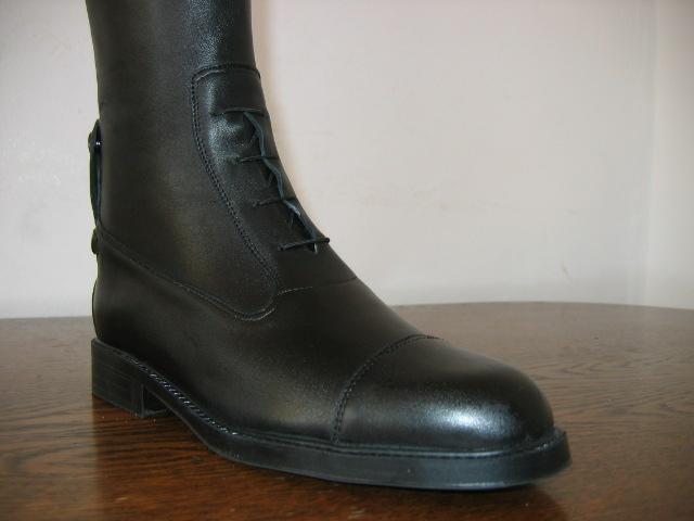 №18-2- Сапоги кожаные