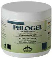 Гель согревающе-охлаждающий с арникой и травами (Capsicum)