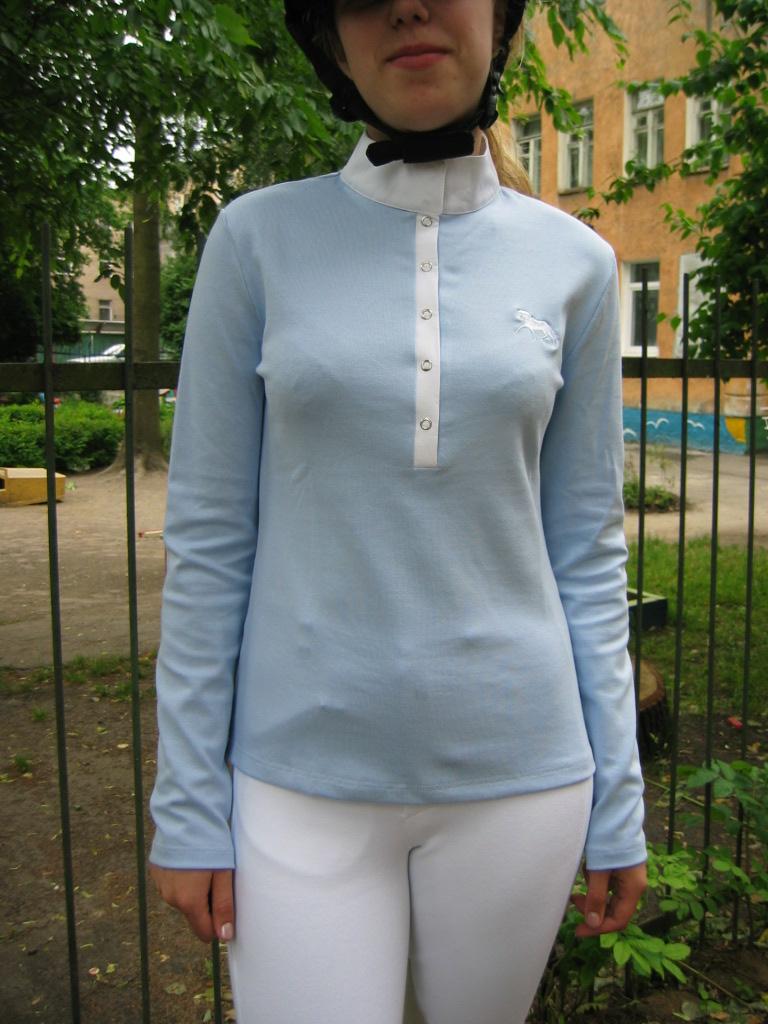 Блуза женская для выступлений