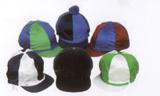 Шапочка на скаковой шлем